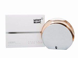 Presence D'Une Femme De Mont Blanc Eau De Toilette Feminino - 75 ml