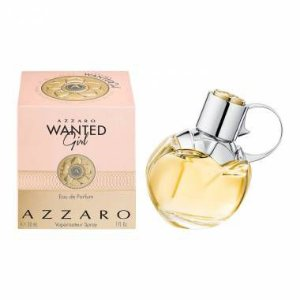 Perfume Azzaro Wanted Girl Eau De Parfum 80ml