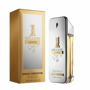 Perfume Paco Rabanne 1 Million Lucky Masculino Eau de Toilette - 100ml