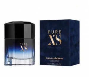 Perfume Paco Rabanne Pure Xs Masculino Eau De Toilette - 100ml