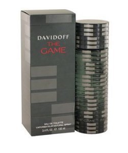 Perfume Masculino The Game Davidoff 100ml Eau De Toilette - 100ml