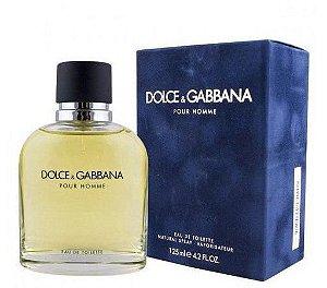 Perfume Dolce&Gabbana Pour Homme Eau de Toilette - 125ml