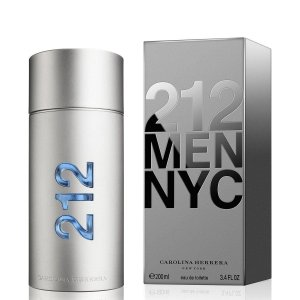 212 NYC Men De Carolina Herrera Eau de Toilette - 200ml