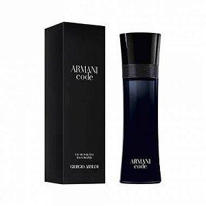 Perfume Armani Code Masculino Eau de Toilette - 125ml