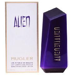 Creme hidratante Alien Mugler 200ml