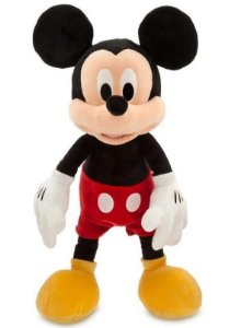 Pelúcia  Disney Mickey Mouse 47x20x12