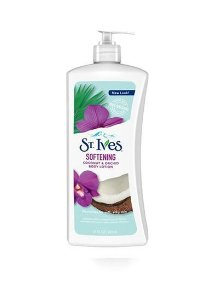 Creme Hidratante St.Ives Softening Coconut & Orchid  621ml