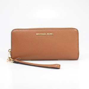 Carteira Michael Kors Jet Set Travel Luggage Leather