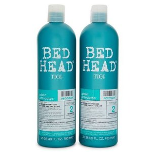 Kit Tigi Bed Head Recovery Shampoo 750ml e Condicionador 750ml
