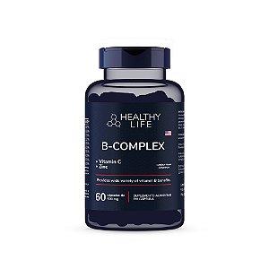 Healthy Life - Complexo B 500mg (60 comprimidos)