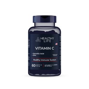 Healthy Live - Vitamin C  750mg (60 comprimidos)