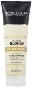 Condicionador John Frieda Sheer Blonde Highlight Activating Brightening 250ml