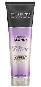 Shampoo John Frieda Sheer Blonde Color Renew Tone Correcting - 250ml