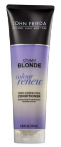 Condicionador John Frieda Sheer Blonde Color Renew Tone Correcting - 250ml
