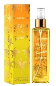 Body Splash Women'Secret Beach Please Paradise 250ml