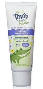 Pasta de dentes infantil Tom's , sem flúor, 50 ml