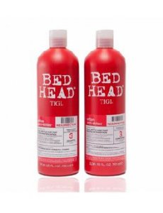 Bed Head Tigi Urban Antidotes Resurrection - Kit Shampoo 750ml + Condicionador 750ml