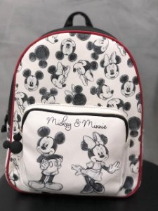 MOCHILA DISNEY MICKEY&MINNIE