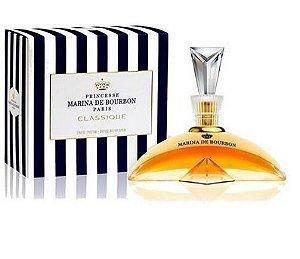 Perfume Princesse Classique Eau De Toilette 100ml Marina De Bourbon