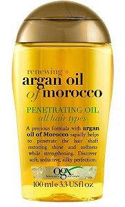 Óleo Capilar OGX - Argan Oil of Marocco Penetrating Oil - 100ml