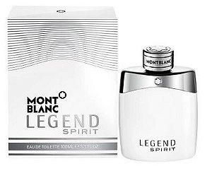 Perfume Mont Blanc Legend Spirit Masculino 100ml Eau De Toilette