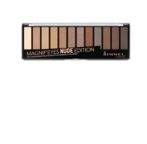 Rimmel - Paleta de sombras Magnif'eyes  Nude Edition