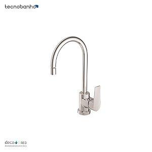 Misturador Monocomando de Mesa para Cozinha Level Cromado 2271.C26 Deca