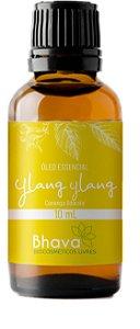 Óleo essencial de ylang ylang 05 ml Certificada IBD Natural