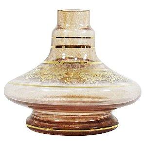 VASO SHISHA GLASS ALADIN GREGO - RUBI