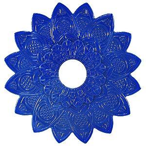 Prato Alusi Mantra Outlet - Azul