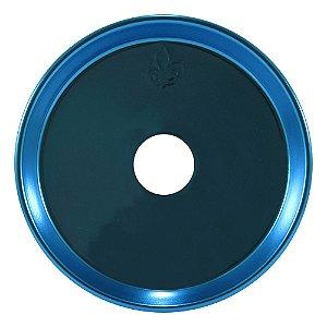 Prato Wire Hookah Pequeno - Azul Metalizado