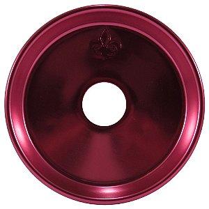 Prato Wire Hookah Pequeno - Vermelho Metalizado