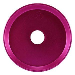 Prato Wire Hookah Pequeno - Rosa Chiclete