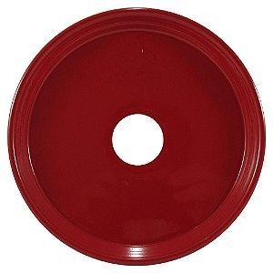 Prato Wire Hookah Pequeno - Vermelho Brilho