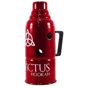 Abafador Invictus - Vermelho