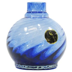 Vaso Luna Ball Twist - Azul