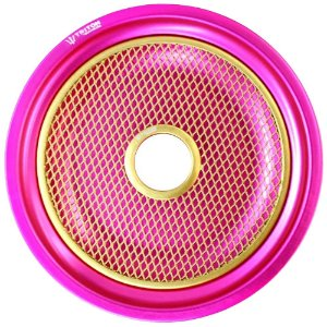 Prato Triton Komanches - Rosa / Dourado