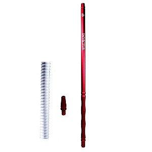Piteira Invictus Completa Vermelha - Refil Branco