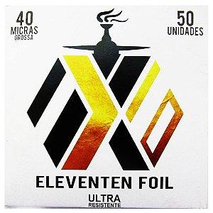 Papel Alumínio Eleventen - 50 Folhas