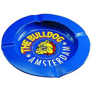 Cinzeiro de Metal The Bulldog - Azul