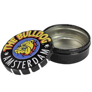 Porta Tabaco The Bulldog - Preto