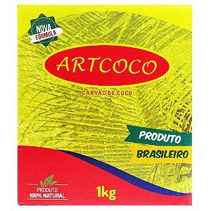 Carvão Art Coco - 1kg