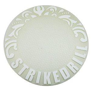Tapete Strike Drill - Transparente