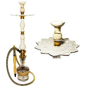 Narguile Completo Amazon Hookah Luxury Marmore