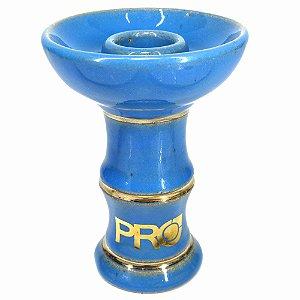 Rosh Pro Hookah Gold School - Azul Turquesa
