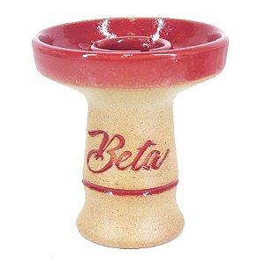 ROSH BETA BOWL - BASICS - VERMELHO C/ AREIA FILETE