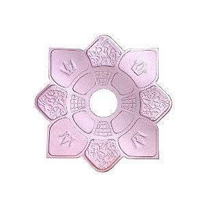 Prato Hookah King Mini Imperial - Rose
