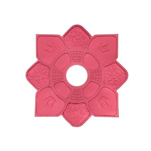 Prato Hookah King Mini Imperial - Vermelho