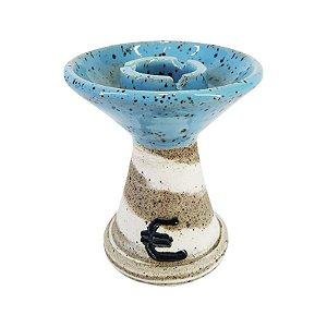 Rosh Econo Areia - Mesclado com Azul Claro