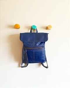 Mochilão Aventureiro Azul